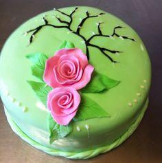Filou's Swedish Princess's torte: a cake as cute as yummy!