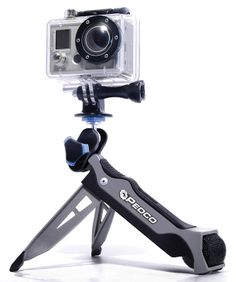Whether you're a GoPro user capturing flats bonefishing or a Nikon CoolPix user shooting rising trout, this little gadget will come in handy. Weighing a mere 2 ounces and easily stowed in your pocket, the UltraPod Go is specifically designed to assistant sports videographers and photographer using POV cameras. Sturdy tripod legs will support cameras weighing up to 1 pound, while a ball-and-socket head easily swivels to help you get exactly the angle you want.