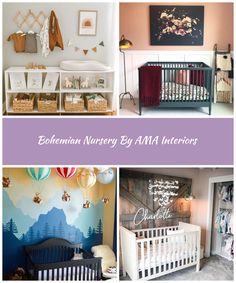 Couleurs baby nursery
