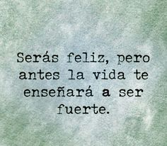 #fortaleza #tristeza Tattoo Quotes, Sad, Personalized Items, Math Equations, Words, Live, Frases, I Miss You, Being Happy