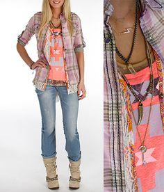 'Light Idea'  #buckle #fashion  www.buckle.com