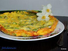 Moje Małe Czarowanie: Omlet ze szparagami i mozzarellą