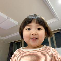 Cute Asian Babies, Korean Babies, Asian Kids, Cute Baby Meme, Baby Memes, Cute Little Baby, Little Babies, Baby Love, Cute Babies Newborn