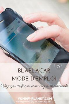 Le site BlaBlaCar vous permet de faire facilement du covoiturage dans de nombreux pays d'Europe. Un bon plan pour voyager pas cher !