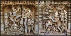 The Voice of Greenery - Trekking and Travelling in Western Ghats: Amrutesvara Temple, Amruthapura -Part 2