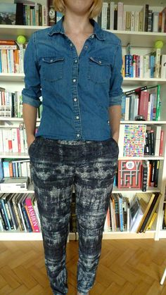 Ultimate Trousers - now there's a pattern with a lot to live up to. What a name. I was actually one of the testers for this Sew Over It pattern, way back at the beginning of the year. You might hav...