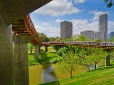 Rosemont Bridge - Houston, TX