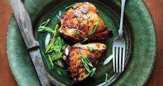 Citrus-Marinated Chicken Thighs by bonappetit #Chicken #Citrus