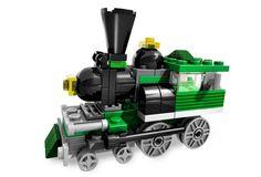 Lego Creator 4837 Mini Locomotora