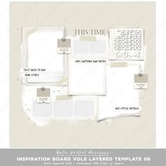 12x12 Layered Scrapbook Page Inspiration Boards, Scrapbook Pages, Digital Scrapbooking, Layers, Floor Plans, Templates, Layering, Stencils, Template
