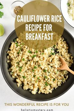 Breakfast Rice Bowl Morning is a easy Breakfast Dishes with Rice food prepare with the very best Breakfast Cauliflower Rice Called for a new morning Caulilfower Rice Breakfast Ideas? I have acquired you managed today utilizing Breakfast Fried Rice Cauliflower! You take the best ever before bacon, prepare it down, and prepare Cauliflower Rice Morning meal Covered Dish. I am definitely not trying to act this is Keto Breakfast Casserole with Cauliflower Rice, BUT it still attempts tasty. Rice Breakfast Recipes, Breakfast Fried Rice, Breakfast Dishes, Breakfast Casserole, Rice Recipes, Breakfast Ideas, Cooking Recipes, Healthy Low Carb Recipes, Healthy Food