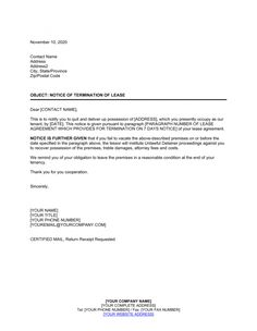 Free End Lease Letter Template Word Posted by caco. End lease letter template, Regardless of what size of company you work for or own, there will most likely come a time that you need to compose a busin... Letter Template Word, Contact Names, Business Letter, Letters, Words, Free, Letter, Lettering, Horse