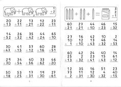 aprender a sumar ejercicios infantiles de matematicas infantiles de sumar para niños Math Sheets, 2nd Grade Worksheets, Math Formulas, Arithmetic, Math For Kids, Teaching Math, Math Centers, First Grade, Special Education