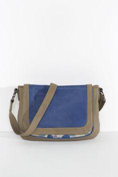 George Bag - Marine Blue