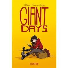 Giant days 1 COM(EUR) ALL gia 1