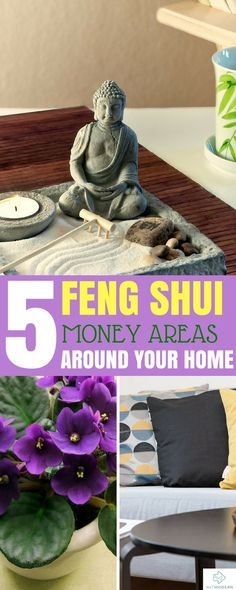 Know Your 5 Feng Shui Money Areas to Create Wealth - Do you know where the feng. - Know Your 5 Feng Shui Money Areas to Create Wealth – Do you know where the feng shui money areas - Feng Shui Rules, Feng Shui Items, Feng Shui Art, Feng Shui Bedroom Art, Feng Shui Table, Feng Shui 2019, Feng Shui Basics, Feng Shui Plants, Feng Shui Garden