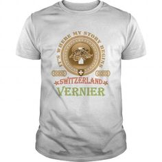 I Love  Vernier-switzerland T shirts