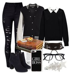 """""""My Style#"""" by mrskieravaldez-miaphilips ❤ liked on Polyvore featuring beauty, WithChic, Monsoon, Marc Jacobs, Essentiel, Charlotte Russe and Casetify"""