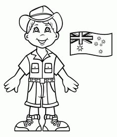 Free Printable Coloring Pages Unique Australia Nice 7101 Unknown