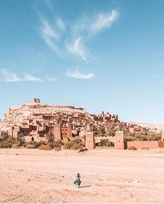 Ait ben haddou - Ouarzazat