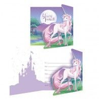 Search Unicorn Fantasy Invitations and other individualized party supplies. The most popular party supplies and decorations, all available at wholesale prices! Unicorn Party Invites, 50th Birthday Invitations, Unicorn Party Supplies, Unicorn Birthday Parties, Birthday Party Decorations, Party Invitations, Party Themes, Print Invitations, Birthday Celebration