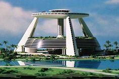 Sea City Building Architecture