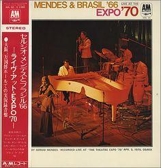 SERGIO MENDES & BRASIL '66 Expo '70