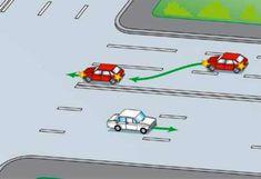 Поворот налево. I этап - занять крайнее левое положение Driving School, Nerf, Toys, Vehicles, Activity Toys, Driving Training School, Clearance Toys, Car, Gaming