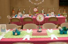 A Precious Arts & Crafts Party : Anders Ruff Custom Designs :