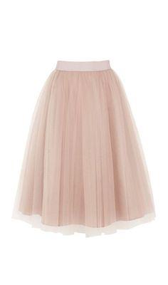 Tressi Full Skirt / Coast