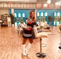 Wear it like Natalia Germanou! 18th, Celebrities, How To Wear, Style, Swag, Celebs, Famous People
