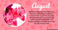 Born in August Images and Pictures Born in August Images Download