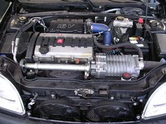 Citroën Saxo VTS Supercharged Bemani