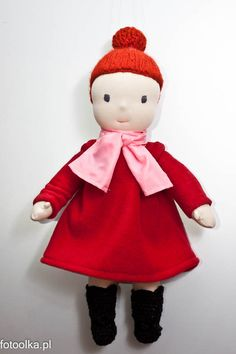 waldorf doll by iwonadr1@gmail.com