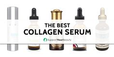 The Best Collagen Serum – 2017 Reviews & Top Picks - Check it out here https://supportyourbeauty.com/best-collagen-serum/ on Support Your Beauty!  #Serums #beauty