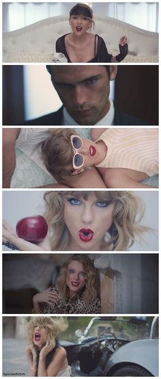 """T.Swift just dropped the music video for """"Blank Space"""" - and it's insanely good"""
