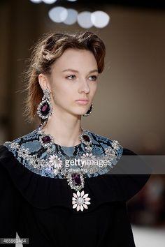 miu miu aw 15~16 flower necklace - Google Search