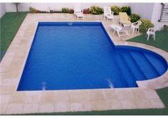 As piscinas têm várias opções de acabamentos e tipos de construção, ai vão algumas delas:     PISCINA DE FIBRA DE VIDRO- Uma das mais comu...