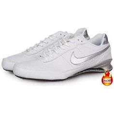 Mens Nike Shox R2 White Silver Gold Nike Shoes For Women, Nike Shoes Cheap,