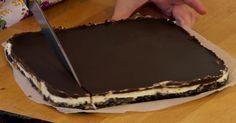 Túto nepečenú pochúťku si určite nenechajte ujsť a hneď ju vyskúšajte! S naším videoreceptom bude jej príprava pre vás hračkou. Something Sweet, Sweet Desserts, No Bake Cake, Nutella, A Table, Ham, Sweet Tooth, Cheesecake, Food And Drink