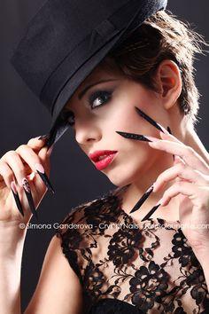 Stiletto Nails, Gel Nails, Acrylic Nails, Cover Girl Makeup, Hand Pose, Gel Nail Colors, Crystal Nails, Nail Supply, Nail Technician