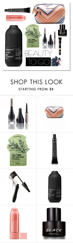"""long day refreshers to take with"" by quai-lo-geisha ❤ liked on Polyvore featuring beauty, LORAC, Stella & Dot, Tony Moly, Grown Alchemist, Lancôme, Living Proof and Kenneth Cole"