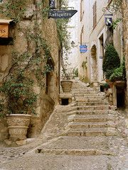 Saint Paul de Vence ~ Provenve, France