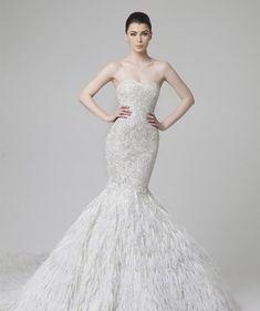 31 Vestidos de Novia corte Sirena para destacar tus Curvas - Bodas