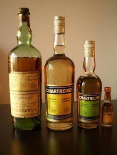 Fotos de Compro botellas de licor #chartreuse de #tarragona