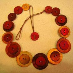 colliers de boutons (tuto)