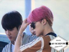 BTS | Jimin and Jin