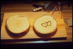 Handmade in Jerutki: jesiennie (by Karolla) /wooden art