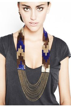 Necklace by Fiona Paxton (sold out)