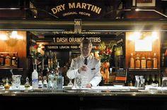 Dry Martini Cocktail Bar, Barcelona